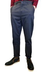 The Hunter FARAH VINTAGE Tapered Fit Retro Chinos