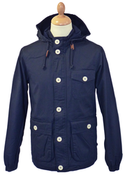 The Raleigh FARAH VINTAGE Retro Mod Casual Parka M