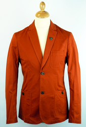 The Sterling FARAH VINTAGE 60s Mod Cotton Blazer