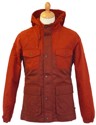 The Livingstone FARAH VINTAGE Retro Hooded Parka R