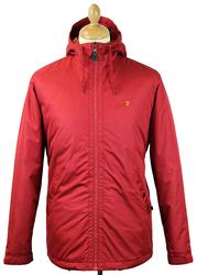 Partridge Farah Vintage Retro Showerproof Jacket P