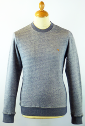 The Dempsey FARAH VINTAGE Retro Indie Sweater