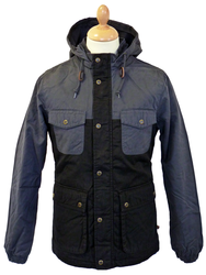 The Livingstone FARAH VINTAGE Retro Hooded Parka T