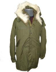 Mod sixties retro indie m65 US fishtail parka 60s