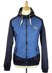 Zarco FLY53 Retro Indie Nylon Hooded Jacket (M/I)