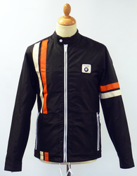 Freewheel FLY53 Mens Retro Indie Mod Racing Jacket