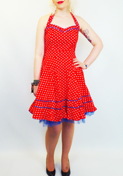 Paige Prom FRIDAY ON MY MIND Retro Vintage Dress