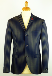 GIBSON LONDON BOATING BLAZER RETRO REGATTA BLAZER