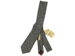 GIBSON LONDON Retro 60s Mod Donegal Tweed Tie (G)
