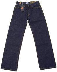'Have Mercy' -Lightening Bolt Mens FLY53 Jeans (I)