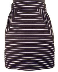 'Hobble Skirt' - Retro Skirt by ORIGINAL PENGUIN
