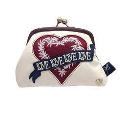 Romany JAN CONSTANTINE Retro Vintage Love Purse