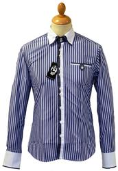 JEKYLL AND HYDE DOCTOR SHIRT RETRO MOD SIXTIES