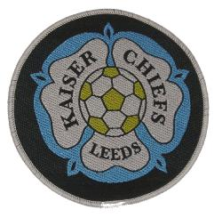 'Kaiser Chiefs-Leeds Patch'