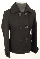 'Peacoat' - Ladies Retro Sixties Reefer Jacket