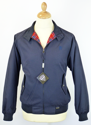 LAMBRETTA Classic Retro Mod Harrington Jacket (N)