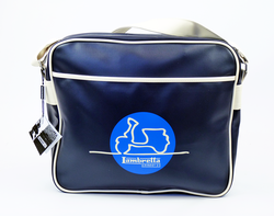 Spaghetti Scooter LAMBRETTA Rtero Mod Shoulder Bag