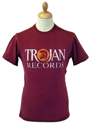 Trojan Records LAMBRETTA Northern Soul Mod T-Shirt