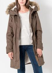 Parka LEE Retro 60s Mod Fleece Lined Parka Jacket