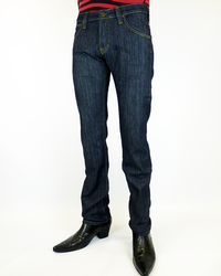 Powell LEE Jeans Retro Low Slim Denim Jeans RR
