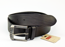 Stewardes LEVI'S® Retro Mod Creased Leather Belt B