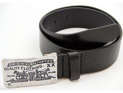 Fort LEVI'S® Retro 70s Horse Buckle Leather Belt B