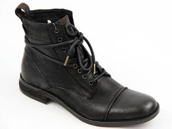 Maine Levi's® Retro Indie Mod Military Boots (B)