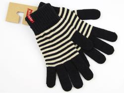Tell LEVI'S® Retro Mod Indie Striped Gloves (NB)