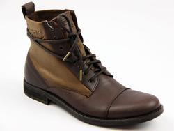 Maine Levi's® Retro Indie Mod Military Boots (LB)