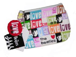 'Beatles Make Up Bag'