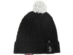 The Birdy Dance LUKE 1977 Cable Knit Bobble Hat B