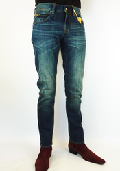 Vacuum LUKE 1977 Retro Indie Slim Fit Jeans (LV)