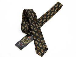Cable LUKE 1977 Retro Mod Gold Lion Black Tie