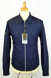 New Mucka LUKE 1977 Retro Indie Zip Shirt Jacket