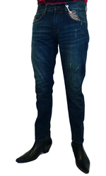Vacuum LUKE 1977 Retro Indie Skinny Fit Jeans (FT)