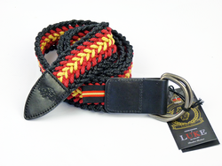 Walker LUKE 1977 REtro 70s Indie Chunky Woven Belt