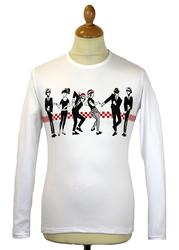 Skanking Christmas Party Ltd Edition L/S Mod Tee