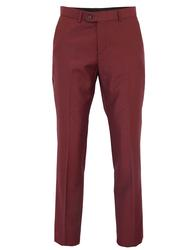 MADCAP ENGLAND MOD SUIT TROUSERS RED