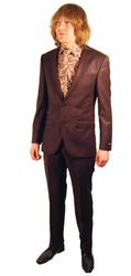 'Marriott Suit' GIBSON LONDON Sixties Mod Suit (A)