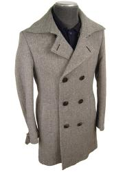 'Marriott' - Retro Sixties Bridge Coat