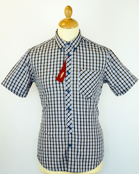 Christopher MERC Retro Mod S/S Check Shirt
