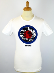 Granville MERC Mod Target Retro Photo T-Shirt