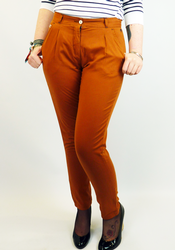 Bernice MERC Womens Retro Mod Chino Trousers