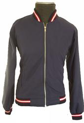 'Monkey Jacket' - Indie Mod Jacket (Navy)