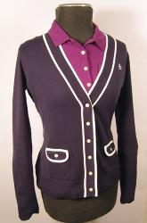 'Round The Bend' - Retro Mod Cardy by PENGUIN (N)