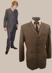 'The KNACK' - Three Piece Mod Suit (Brown)