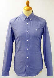 Essential Oxford ORIGINAL PENGUIN 60s Mod Shirt MB