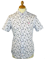 Fountain Abbey ORIGINAL PENGUIN Retro Mod Shirt