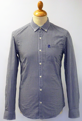 Essential Gingham ORIGINAL PENGUIN Mod Shirt (TE)