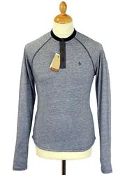 Ley ORIGINAL PENGUIN Birdseye Pique Henley Top TI